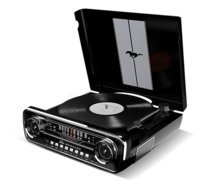 Gramofon ION Mustang LP BLACK